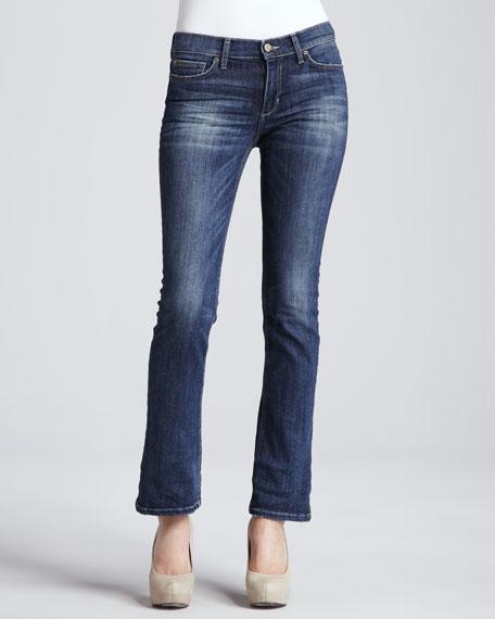 Laurel Petite Boot-Cut Jeans