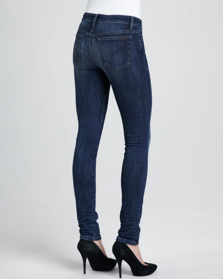 The Skinny Medium-Wash Jeans