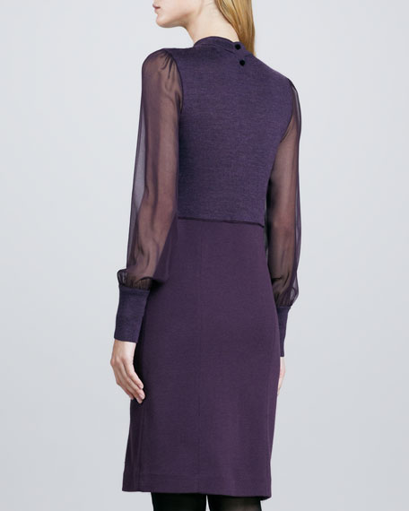 Abitha Combo Dress
