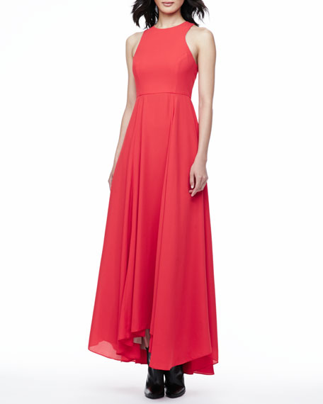 Siren Sleeveless Maxi Dress