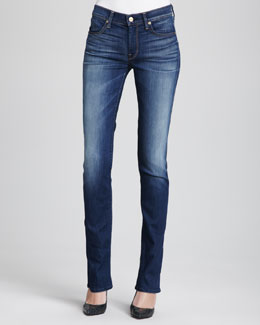 7 For All Mankind Modern Straight-Leg Jeans