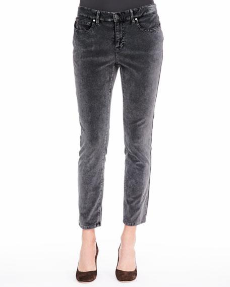 Velveteen Skinny Jeans