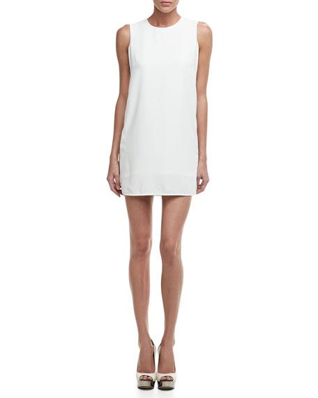 Onyx Relaxed Sleeveless Dress