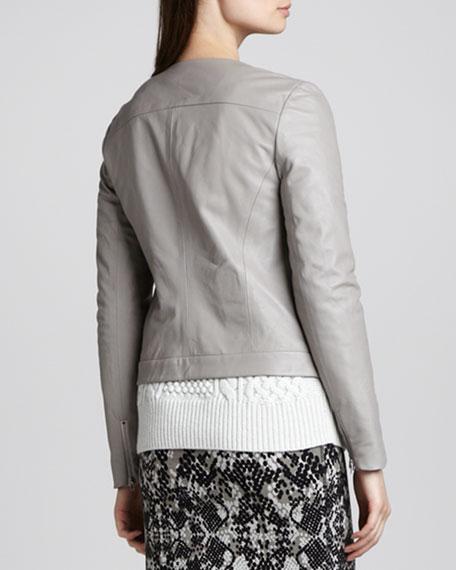 Zandall Leather Jacket