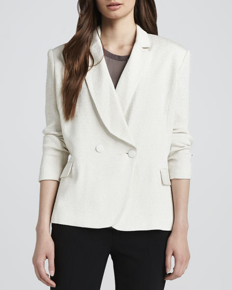 Jousse Textured Oversize Jacket
