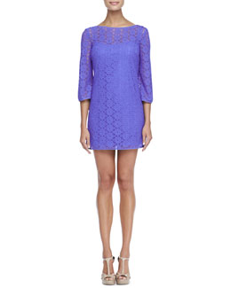 Lilly Pulitzer Topanga Lace Tunic Dress