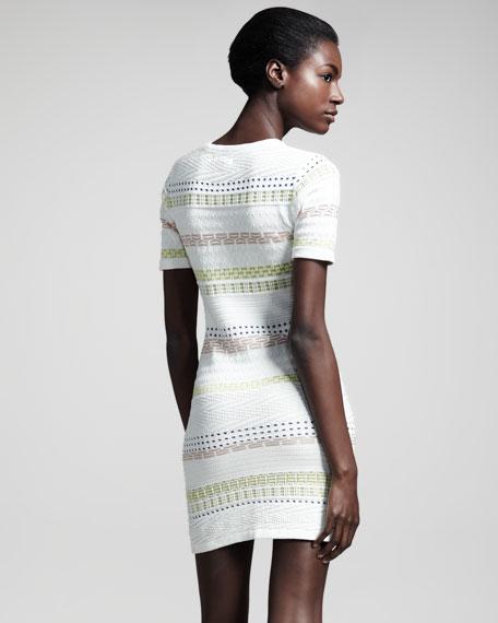 Hollis Striped Dress