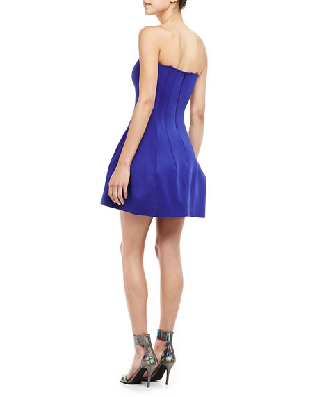 Ivy Strapless Stand-Away Dress