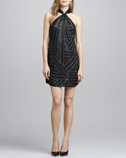 Alice & Trixie Jaiden Laser-Cut Dress