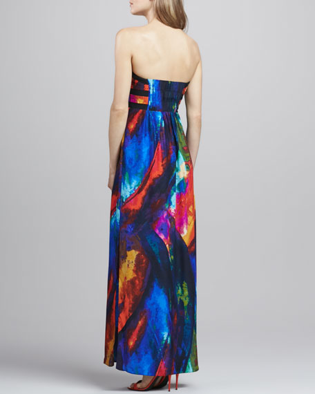 Valeria Strapless Maxi Dress