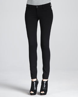 True Religion Chrissy Skinny Ankle Ponte Pants