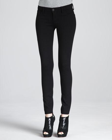Chrissy Skinny Ankle Ponte Pants