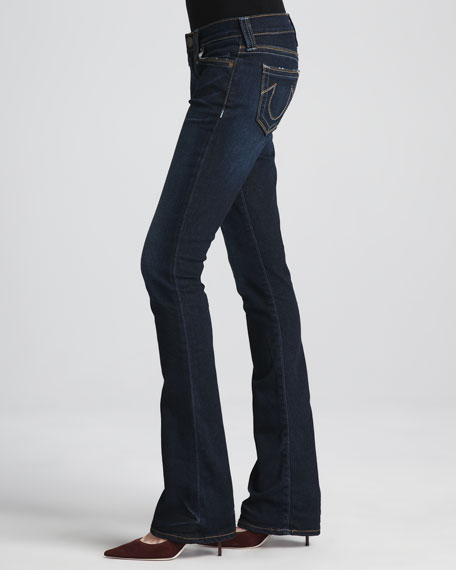 Lexy Mini Boot-Cut Jeans