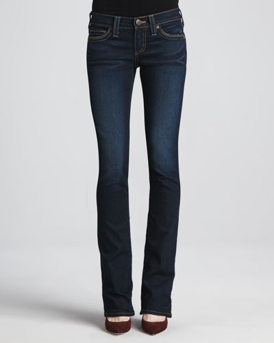 True Religion Lexy Mini Boot-Cut Jeans