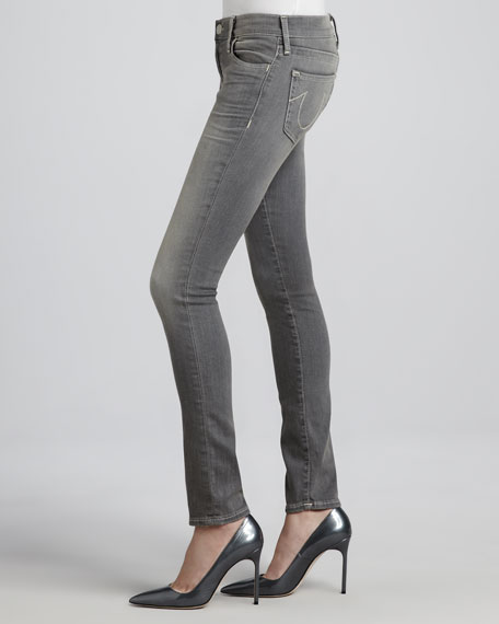 Halle Faded Skinny Jeans