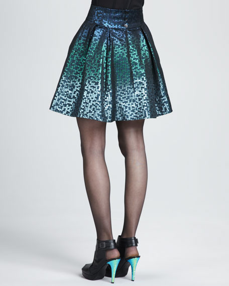 Escapade Sequined Skirt