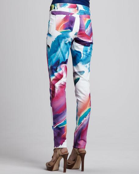 Runs Wild Printed Jeans