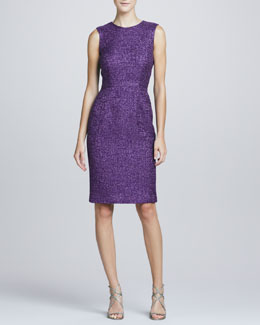 Kalinka Sleeveless Sheath Cocktail Dress