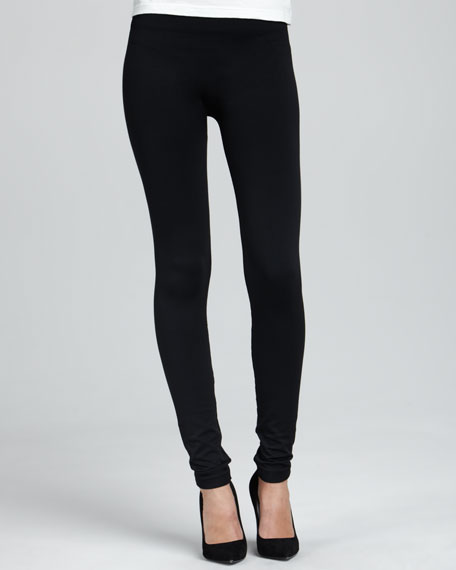 Luxe Leggings, Black