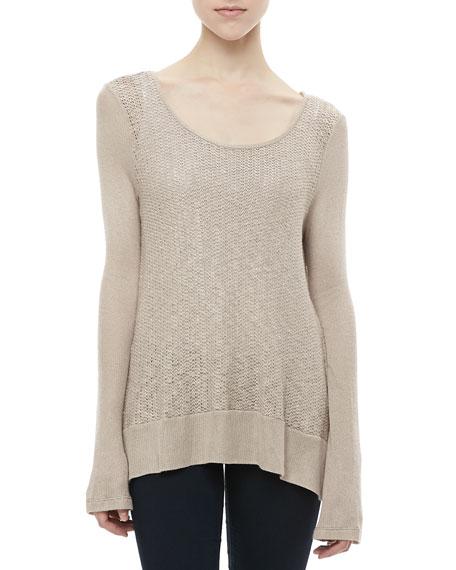 Las Palmas Loose Knit Sweater