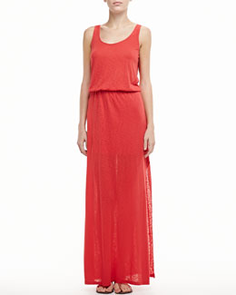 Splendid Roja Sleeveless Maxi Dress