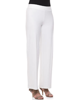 Eileen Fisher Modern Wide-Leg Pants, Women's