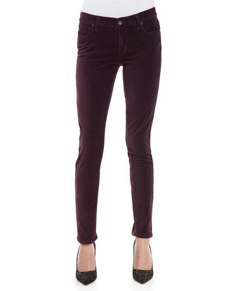 Verdugo Velvet Skinny Pants