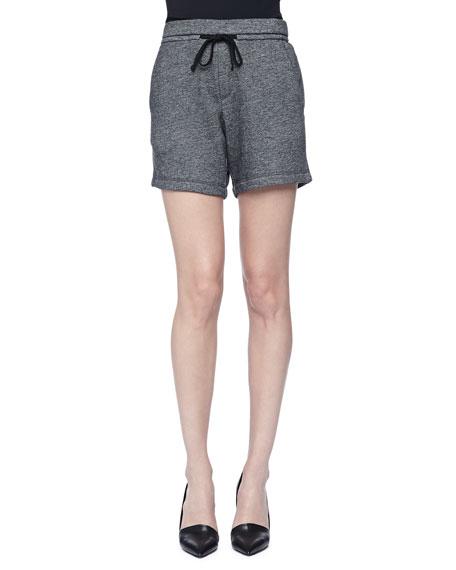 Drawstring Sweat Shorts