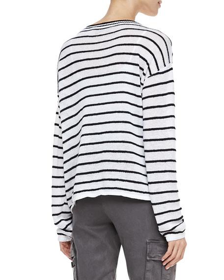 Ottoman Striped Sweater