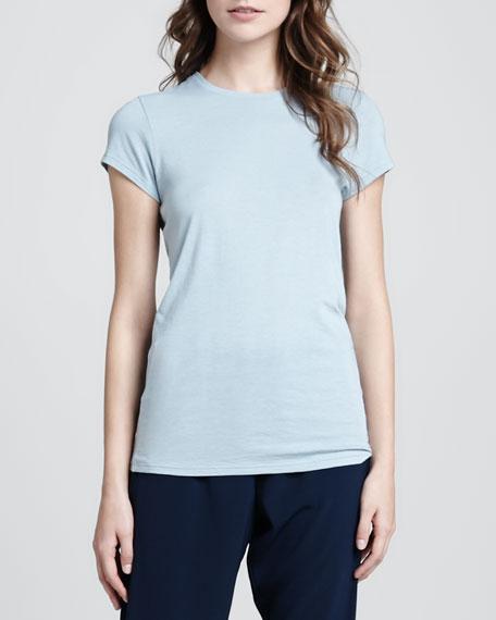 Short-Sleeve Jersey Tee, Robin