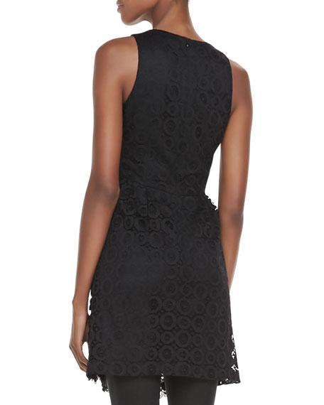 Emotions Sleeveless Lace Dress