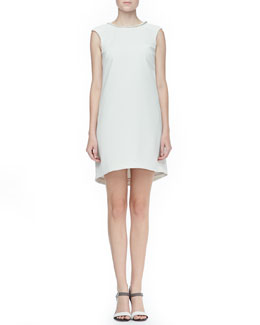 Trina Turk Rivas Arch-Hem Dress
