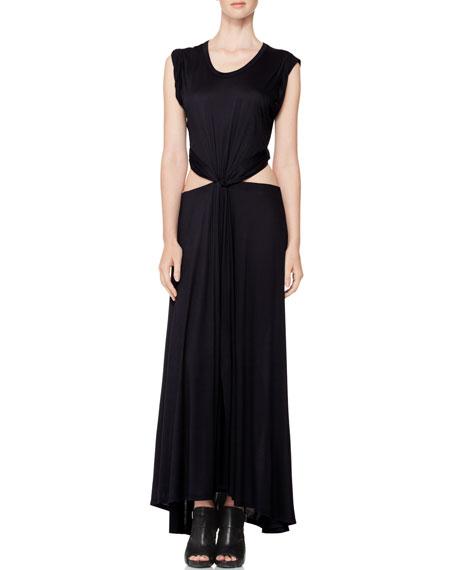 Alejandro Open-Waist Dress