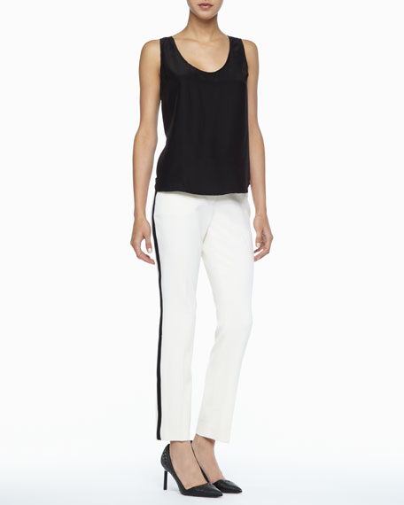 Vienna Side-Stripe Pants