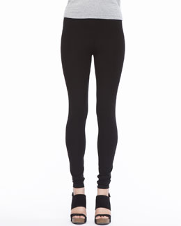 Eileen Fisher Viscose Jersey Leggings, Women's