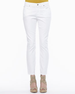 Eileen Fisher Skinny Ankle Jean Pants, Women's