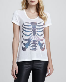 Love, Simdog Cosmic Ribs Perfect Tee