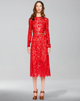 Michael Kors  Lace Dress