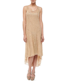 Michael Kors Chantilly Tank Dress