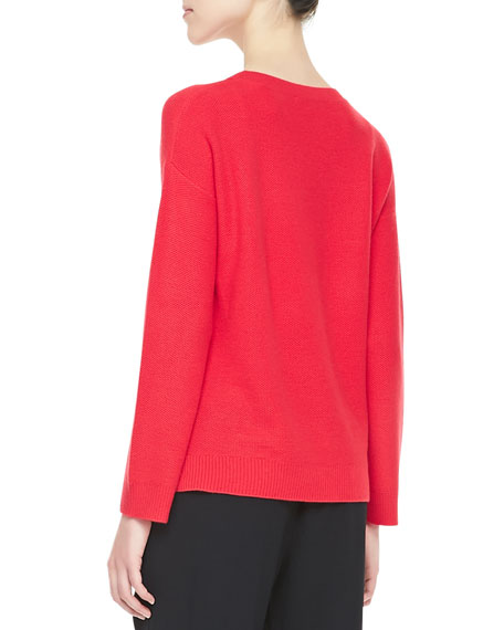 Moselle Long-Sleeve Sweater