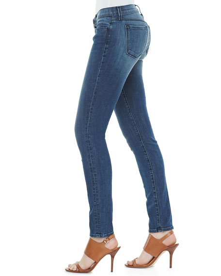 Low-Rise Rumour Skinny Jeans