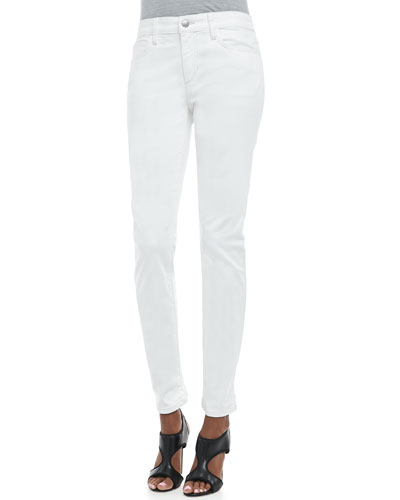 Joe's Jeans Pennie Straight-Ankle Jeans