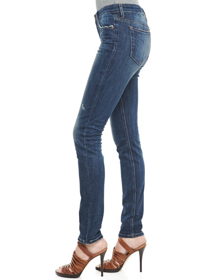 Zozie Faded Skinny Jeans