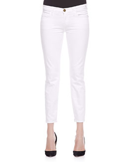 Current/Elliott The Stiletto Slim Jeans, Sugar
