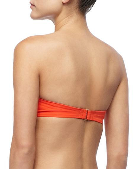 Sensual Solids Demi Underwire Bikini Top