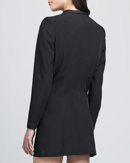 Keaton Tuxedo Mini Dress