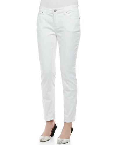 Eileen Fisher Skinny Ankle Jeans, Women's