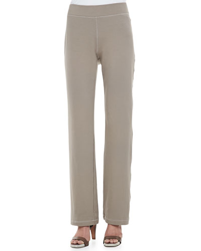 Eileen Fisher Organic Jogging Suit Pants