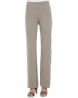 Eileen Fisher Organic Jogging Suit Pants, Petite