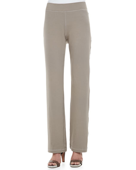 Organic Jogging Suit Pants, Petite